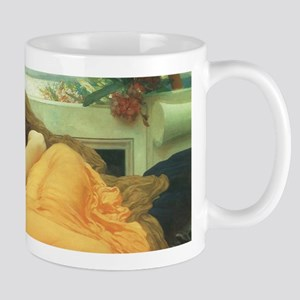 Flaming June by Leighton Mugs